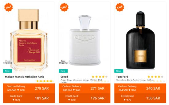 724 Perfumes Promo Code