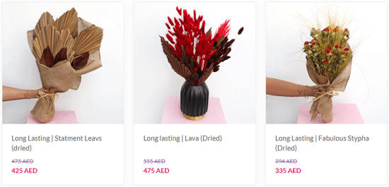 800 Flower Offers