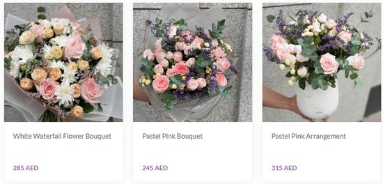 800 Flower Voucher