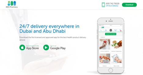 800 Pharmacy UAE