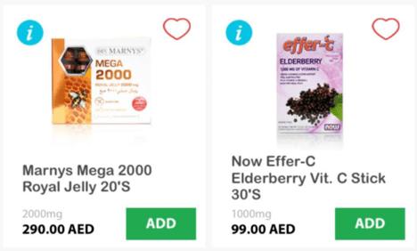 800 Pharmacy Vitamins