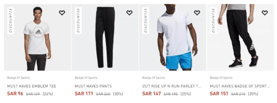 Adidas Cloth