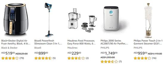 Amazon Kitchen