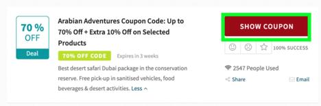 Arabian Adventures Code