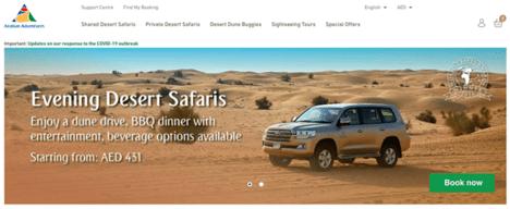 Arabian Adventures UAE