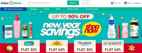 Aster Online UAE