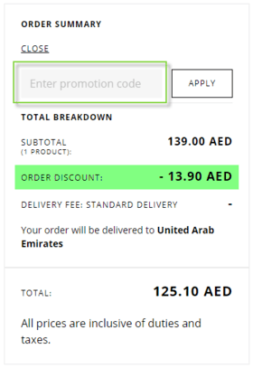 Azadea Discount