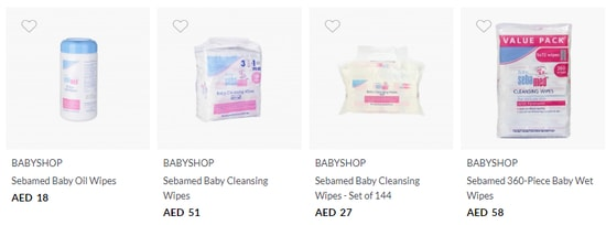 BabyShop Diapers