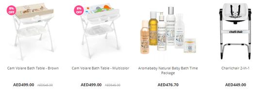 Babystore Deal
