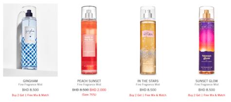 Bath & Body Bahrain Fragrance