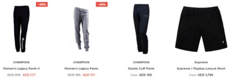 Bauhaus Pants