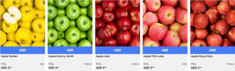 Biobox Fruits