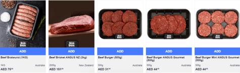 Biobox Meat
