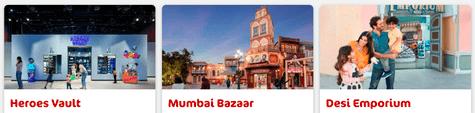 Bollywood Parks Shop