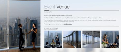 Burj Khalifa Events