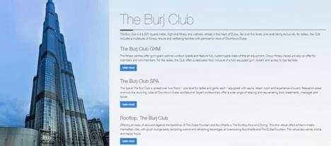 Burj Khalifa The Club