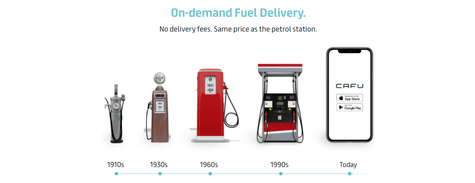 Cafu Fuel Delivery