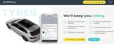 Cafu Tyre Change