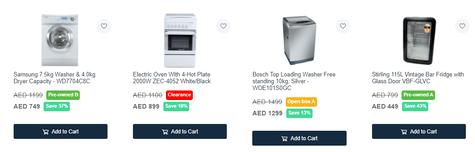 Cartlow Appliances