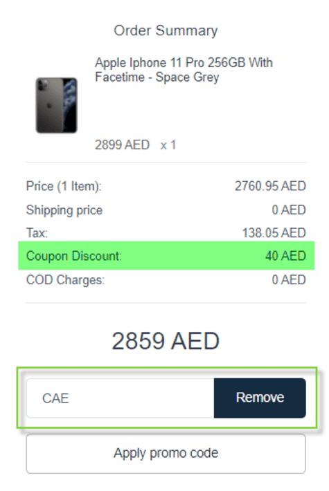 Cartlow Discount