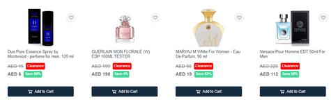 Cartlow Fragrances