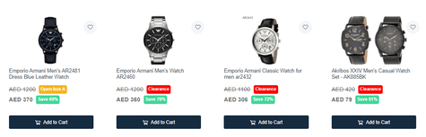 Cartlow Watches