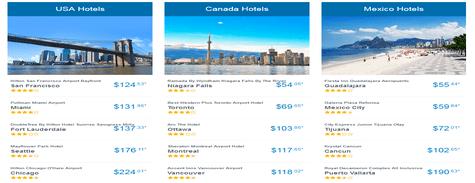 CheapOair Hotels
