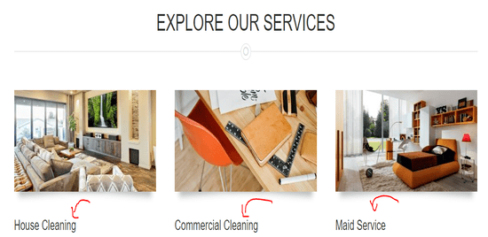 CleaningCompany Services
