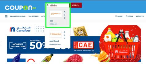 Alibaba Coupon.ae