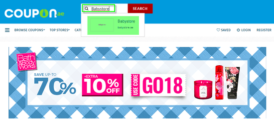 Babystore Coupon.ae