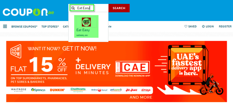 Eat Easy Coupon.ae