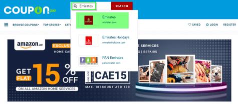 Emirates Coupon.ae