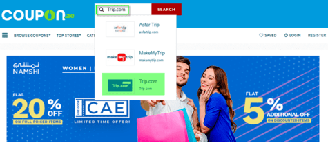 Trip.com Coupon.ae