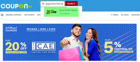 Xline Coupon.ae