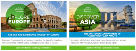 Dnata Travel Cruise