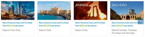 Dnata Travel Flights