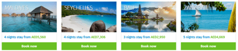 Dnata Travel Holidays