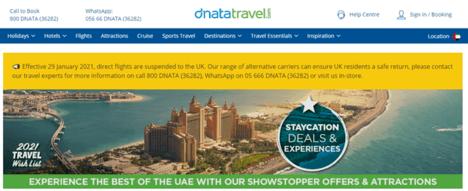 Dnata Travel UAE
