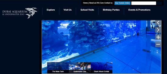 Dubai Aquarium Deals