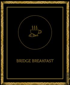 Dubai Frame Breakfast
