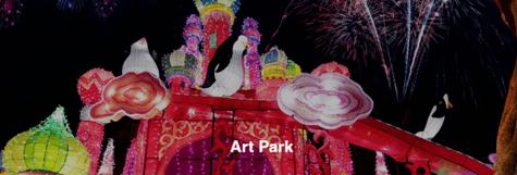 Garden Glow Art Park