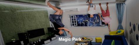 Garden Glow Magic Park