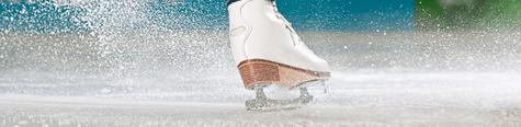 Dubai Ice Rink Skate