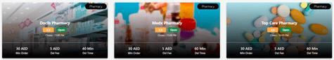 Eat Easy Pharmacies