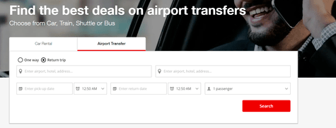 Emirates Airport Transfer