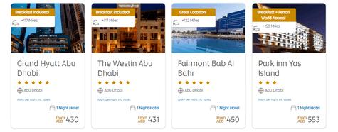 Etihad Hotels