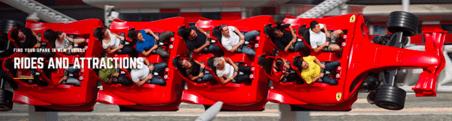 Ferrari Worlds Rides