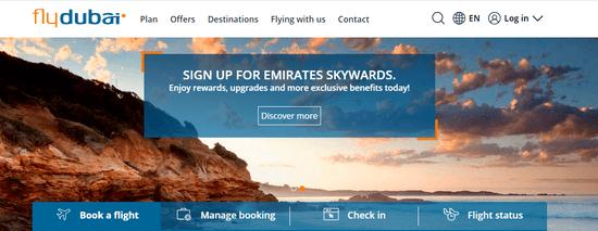 Flydubai UAE