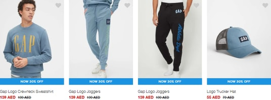GAP UAE Men