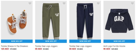 GAP UAE Toddler